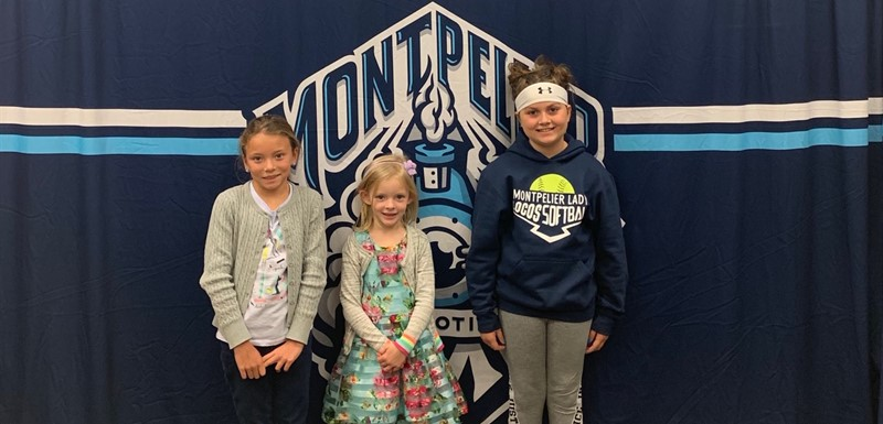 Walk-a-Thon winners! Thank you!