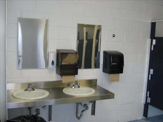 Public Restrooms-After
