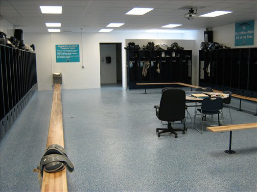 Varsity Locker Room-After