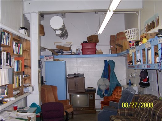 Coaches Office-Before