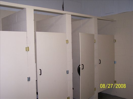 Public Restrooms-Before