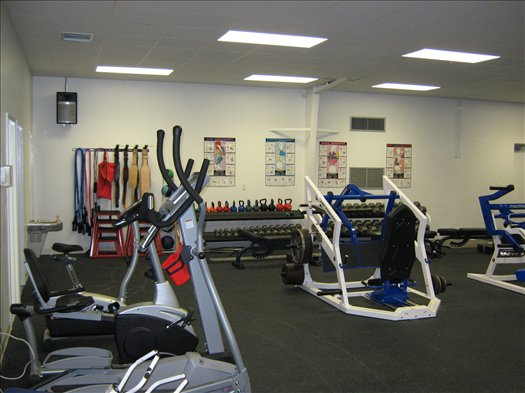 Weight Room-After