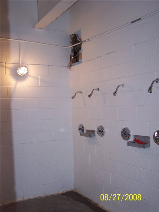 Showers-Before