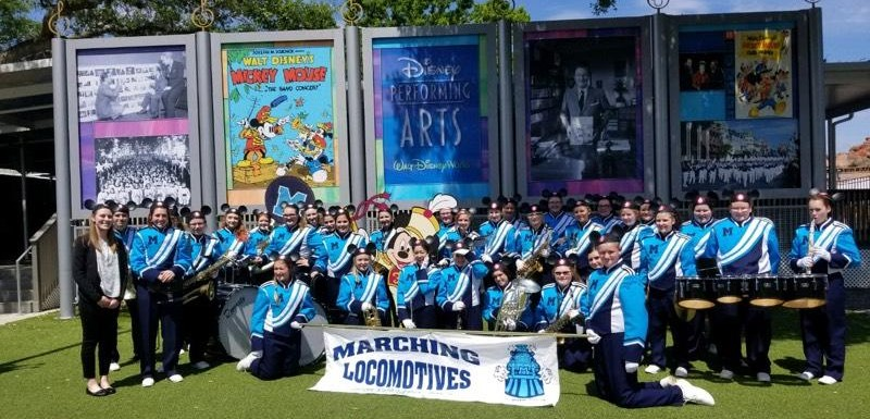 Band showcased at Disney!